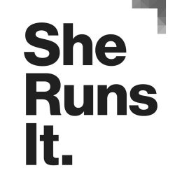 She Runs It(TM) powered by Advertising Women of New York (PRNewsFoto/Advertising Women of New York)